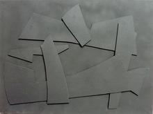Hans RICHTER - Pintura - Dymo 60C, 1974