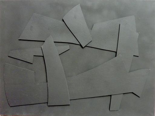Hans RICHTER - Peinture - Dymo 60C, 1974