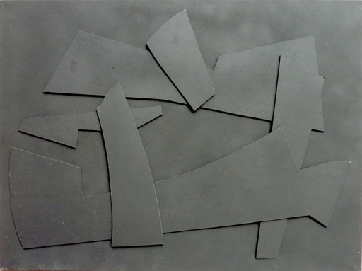 Hans RICHTER - 绘画 - Dymo 60C, 1974