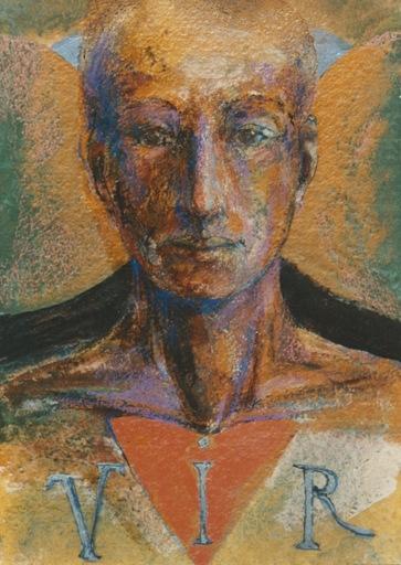 Bruno CECCOBELLI - Pintura - Sempre vergine