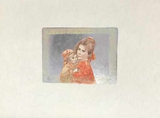 Edna HIBEL - Print-Multiple - Martha & Iris