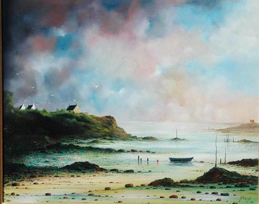 Pierre PREUX - Peinture