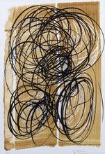 Hans HARTUNG - Drawing-Watercolor - P1974-14