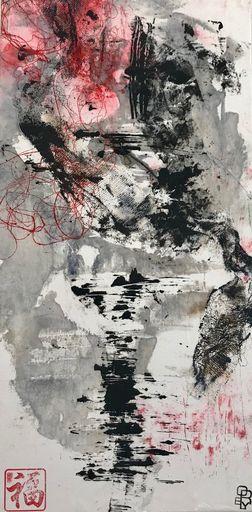 Aurélie LAFOURCADE - Peinture - Compo Zen