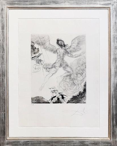 萨尔瓦多·达利 - 版画 - Ikarus