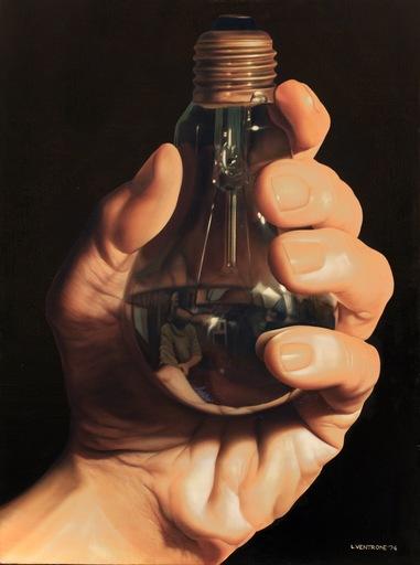 Luciano VENTRONE - Pittura - Il giorno che afferra la luce