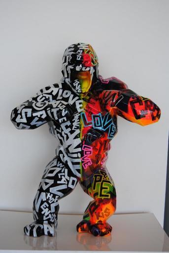 Richard ORLINSKI - Sculpture-Volume - WILD KONG TAG