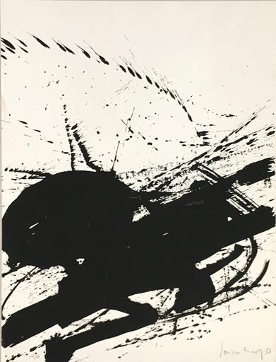 Kurt Rudolf H. SONDERBORG - Grabado - Ohne