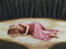 Erlend STEINER LOVISA - Painting - Esmay    (Cat N° 6338)