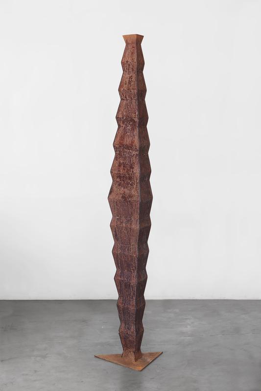 Jürgen KNUBBEN - Escultura - Säule VII A 2