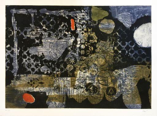 Antoni CLAVÉ - 版画 - Untitled