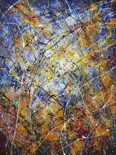 Jean-Jacques MARIE - Gemälde - Composition n°345