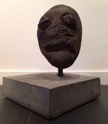 乔玛·帕兰萨 - 雕塑 - rostro