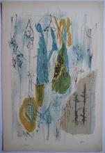 Camille BRYEN - Print-Multiple - LITHOGRAPHIE SIGNÉE CRAYON NUM/200 HANDSIGNED NUMB/200 LITHO