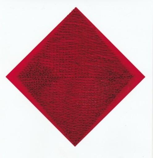 Bernard AUBERTIN - Pittura - Clou - with pattern