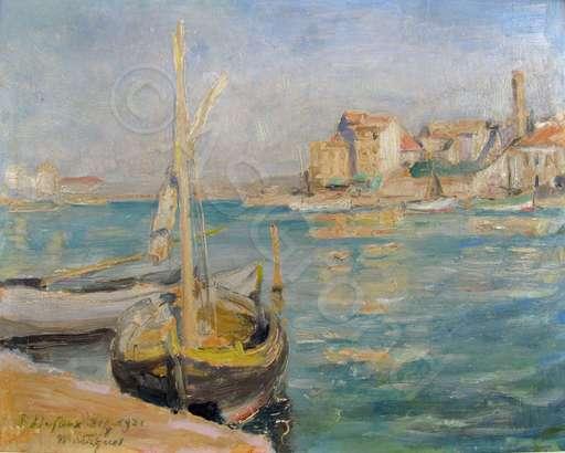 Frédéric DUFAUX - Painting - Martigues