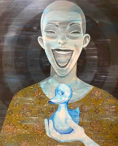 Osy MILIÁN - Painting - Olimpo