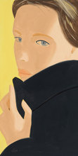 Alex KATZ - Estampe-Multiple - Nicole
