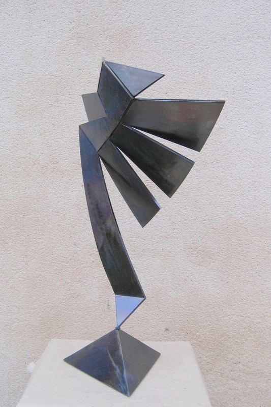 Terence BALDELLI - Escultura - Rythmes