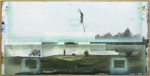 Peter HOFFER - Peinture - Illuminati