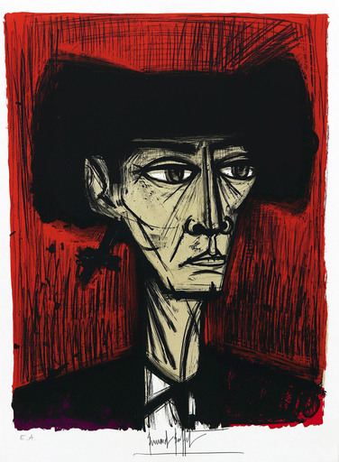 Bernard BUFFET - Estampe-Multiple - Escamillo