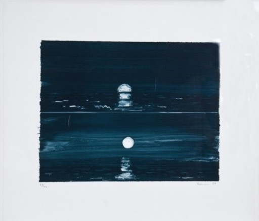 Richard BOSMAN - Print-Multiple - Moon