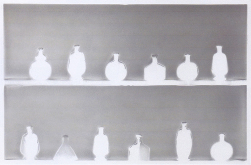 Claudio PARMIGGIANI - Peinture - Senza titolo