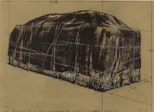 CHRISTO - Estampe-Multiple - Packed Hay