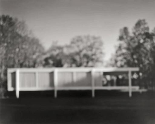 Hiroshi SUGIMOTO - Photo - Farnsworth House