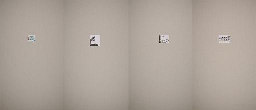 吕克•图伊曼斯 - 版画 - Recherches