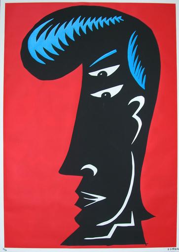 Hervé DI ROSA - Print-Multiple - LE ROCKEUR
