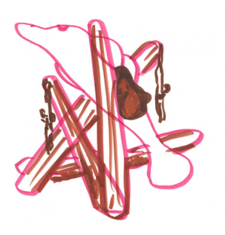 Jeff KOONS - Estampe-Multiple - Dolphin Saddle