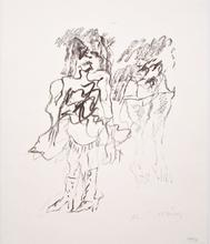 Willem DE KOONING - Print-Multiple - Two Women
