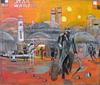 Peter SENGL - Drawing-Watercolor - Star Wars IV