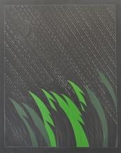 Franco ANGELI - Pintura - Pioggia