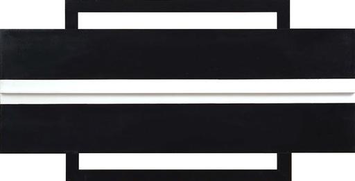 Jerzy GROCHOCKI - Skulptur Volumen - Line in the Space