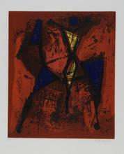 Marino MARINI - Print-Multiple - Cavaliere I