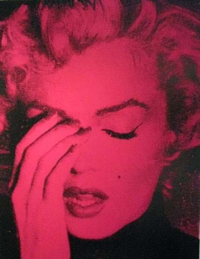 Russell YOUNG - Print-Multiple - Marilyn Crying