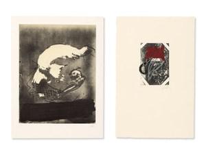 Antoni TAPIES, 2 Prints