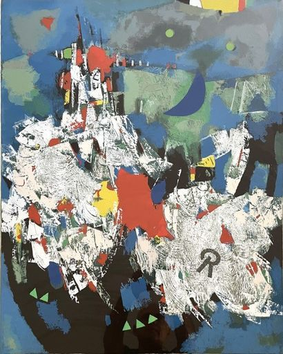 Mordecai ARDON - Print-Multiple - Composition
