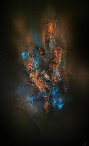 Elodie DOLLAT - Gemälde - Bereshit III