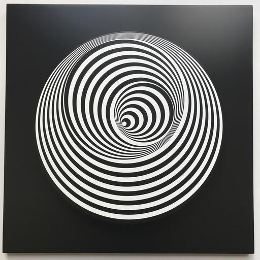 Marina APOLLONIO - Skulptur Volumen -  Dinamica Circolare 6B Ruotato