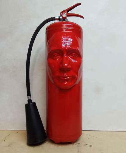 Vasily SLONOV - Sculpture-Volume - PRESIDENT — EXTINGUISHER