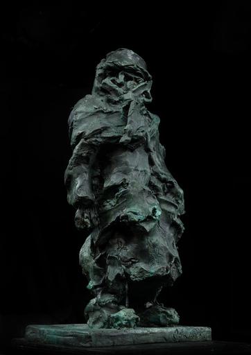 Sasha SVIYAZOV - 雕塑 - Granny Shura