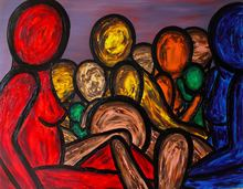 Francesco RUSPOLI - Pintura - Decline    (Cat N° 5391)