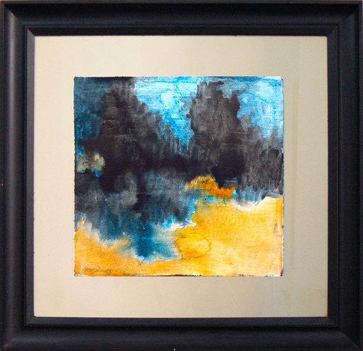 Carlo MATTIOLI - Painting - Paesaggio