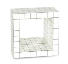 SUPERSTUDIO GROUP - Sculpture-Volume - Specchio misuratore