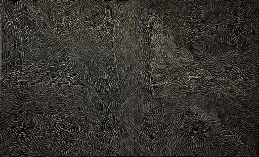 Gracie PWERLE - Peinture - Amwekety (Bush Plum)