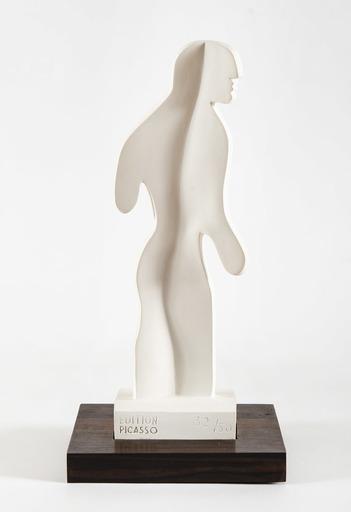 Pablo PICASSO - Ceramic - Grosse tête, profil droit