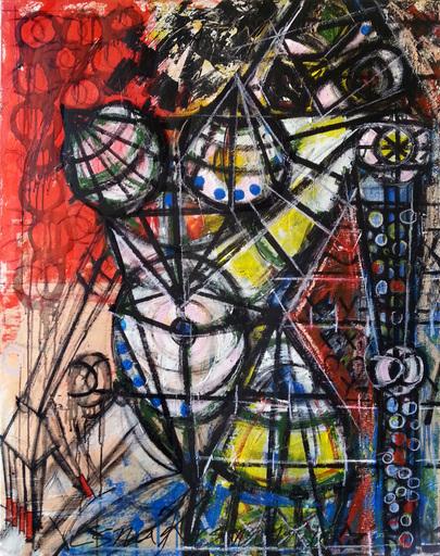 Vesna KRSMANOVIC - Painting - Fashion Passion    (Cat N° 5069)